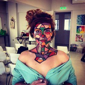 Makeup Artist Antigoni Akritidou