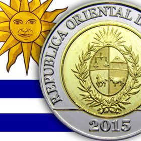 Monedas Uruguay