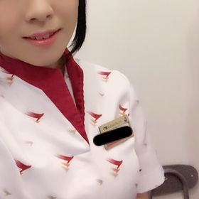 Cabin crew uniform