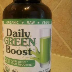 Daily Green Boost