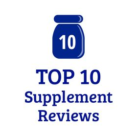Top 10 Supplement Reviews