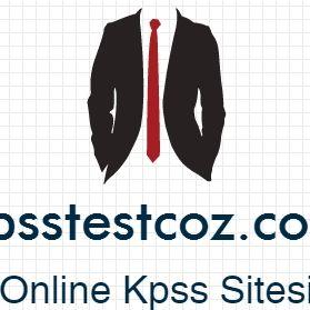Online Kpss Testleri Çöz