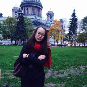 Dulma Tsyzhipova