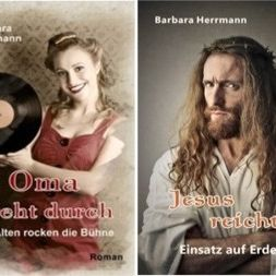 Autorin Barbara Herrmann