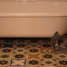 La Parra encaustic tiles