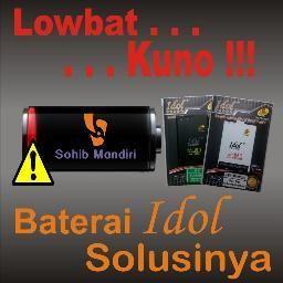 Baterai Double