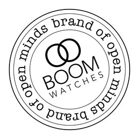 Boom Watches | Brand Of Open Minds