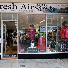 Freshairjunkie.co.uk