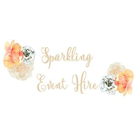 Sparkling event hire