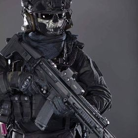 Ghost Solider