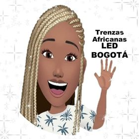 Trenzas Africanas LED Bogota