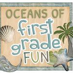 Oceans of First Grade Fun