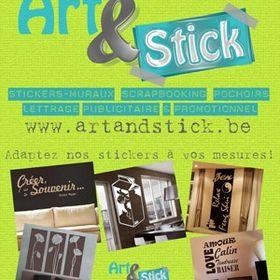 Art&Stick - Stickers Muraux - Wall Stickers