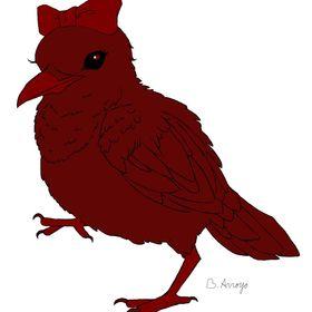 Sanguine Raven