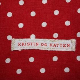Kristin og Katten .