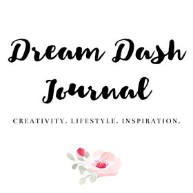 Dream Dash Journal. | Journal | Lifestyle | Blogging | Art.