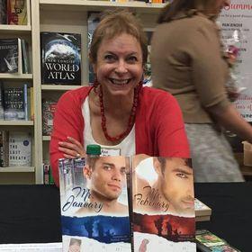 Ann Roth, Author