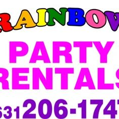 Rainbow Party and Tent Rentals