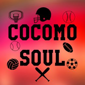 Cocomo Soul Baseball Stitch Leather Key Chain Keychain