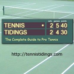 Tennis Tidings