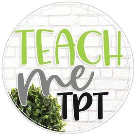 Teach Me TPT   |   Elementary   |   Teacher