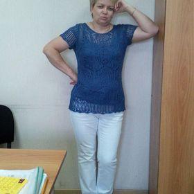 Татьяна Буркина