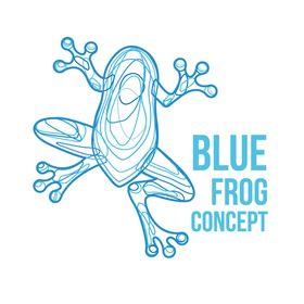 Blue Frog Concept