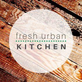 Fresh urban kitchen