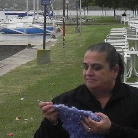 Que lindo es tejer - Claudia