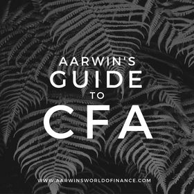 Aarwin's World of Finance