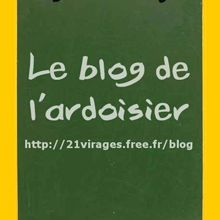 Le Blog de l'Ardoisier