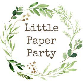 Little Paper Party