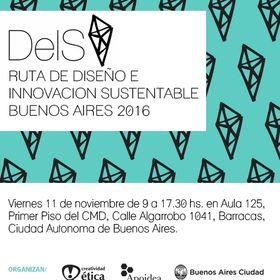 Diseño e Innovación Sustentable 2016