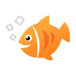szögletes aranyhal (square goldfish)