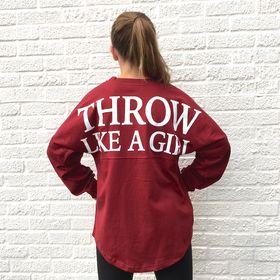 Throw Like a Girl!