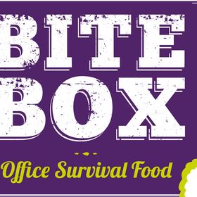BiteBox Office Survival Food