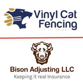 Vinyl Cat Fencing ll Bison Adjusting LLC