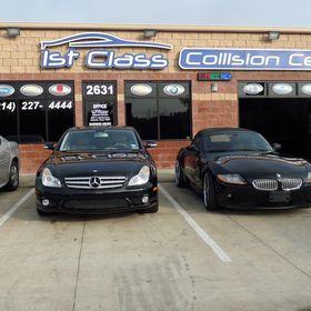1st Cl Collision Center Inc