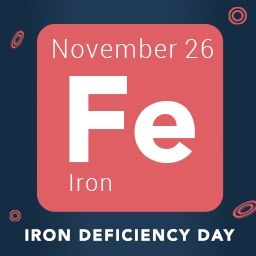 Iron Deficiency Day