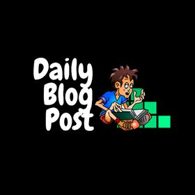 Daily Blog Post
