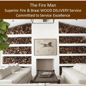 The Fire Man Wood Delivery Service Pty