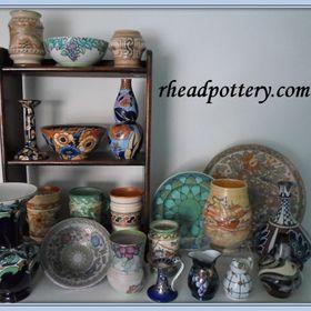 rheadpottery.com