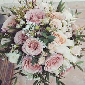 Danae Wedding Flowers