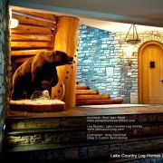 Lake Country Log Homes LCLH