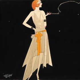 The Glamorous Style of the 20s