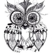 Frenchy The Frenchy Owl