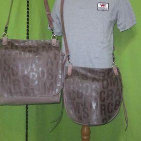 YE Rhinos Leather Bag