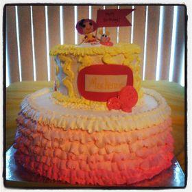 Myrna Tweet Cakes