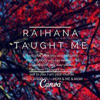 Raihana TaughtMe