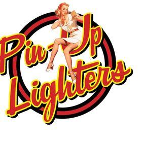 Pinup Zippo Lighters {Vickie}